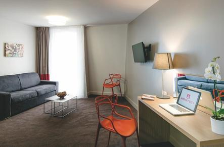Hotel appart 39 city bordeaux centre razevies for Appart hotel bordeaux centre