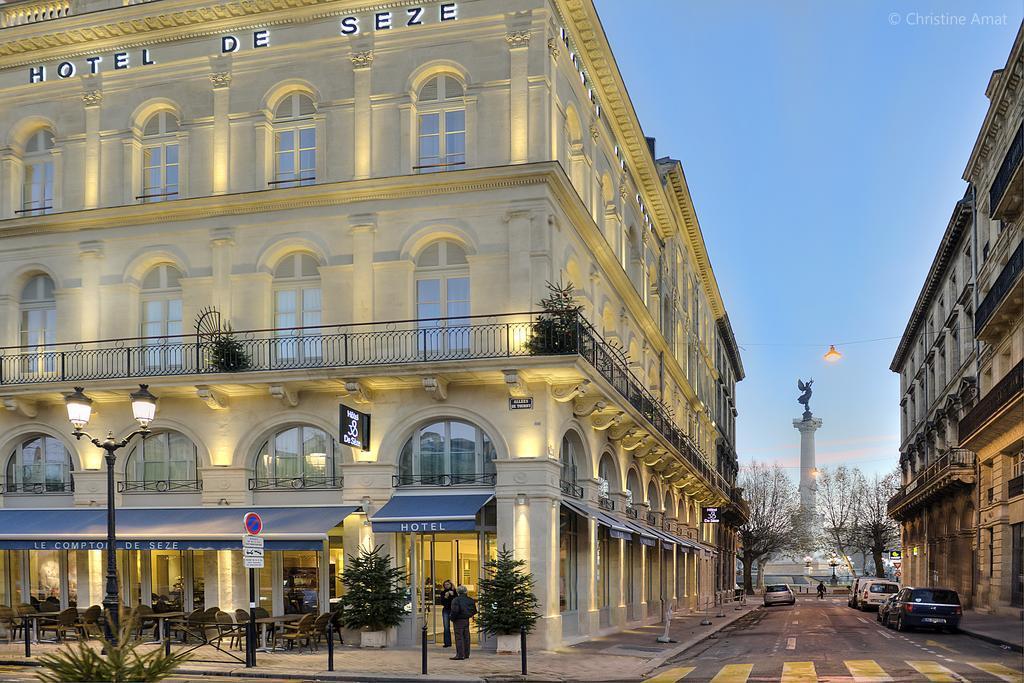 Hotel Pres De La Gare De Bordeaux