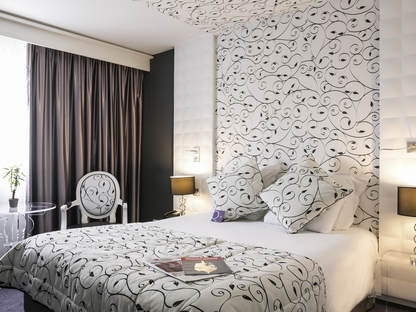 hotel mercure bordeaux a roport. Black Bedroom Furniture Sets. Home Design Ideas